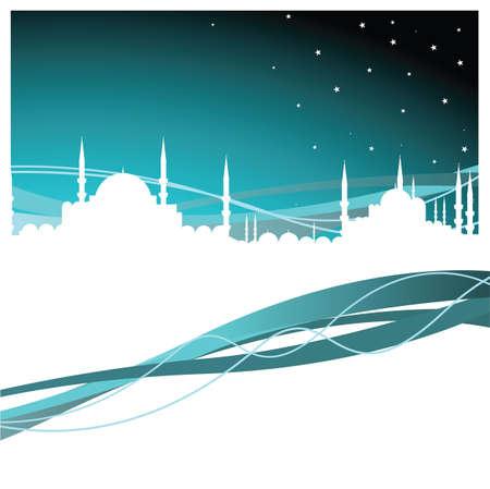 Illustration pour istanbul - image libre de droit