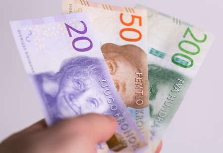Swedish Currency New