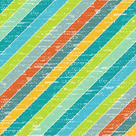 Colorful grunge strips seamless background