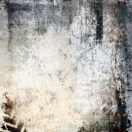 Grunge scratched surface