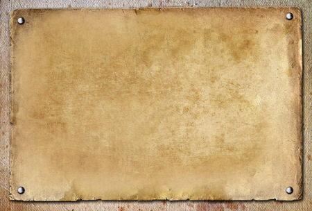 Photo pour Paper board - image libre de droit