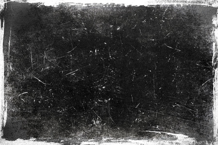 Photo for Black and white grunge frame - Royalty Free Image