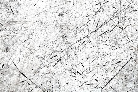 Photo pour White scratched texture - image libre de droit
