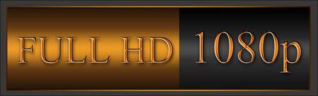 Logo full HD 1080p
