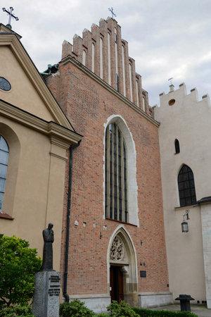 Church dedicated to Cardinal Adam Stefan Sapieha - Krakow -Poland