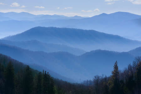 Great Smoky Mountains National Park, Tennessee USA