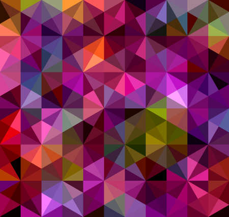 Illustration for Abstract Geometrical Background - Royalty Free Image
