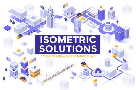 Illustration pour Isometric vector illustration - image libre de droit