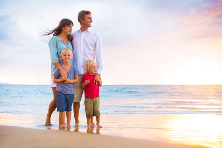 Photo for Happy Young Family - Royalty Free Image
