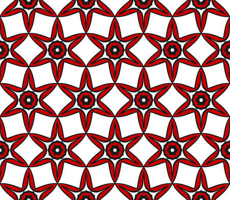 Seamless vector pattern. Floral ornament. For Interior decoration, wallpaper, presentation, fashion design.のイラスト素材