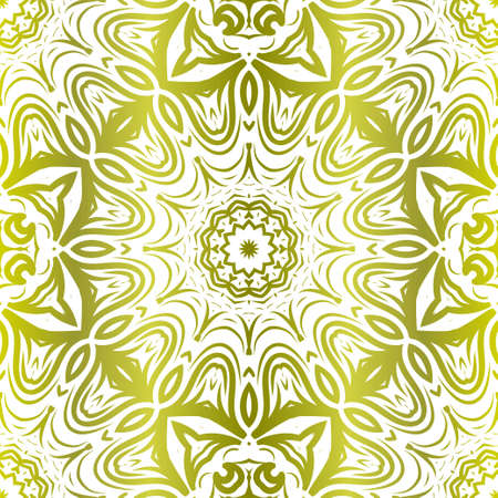 Illustration pour modern stylish geometry seamless pattern art deco background. Luxury texture for wallpaper, invitation. Vector illustration and handmade symbol. - image libre de droit