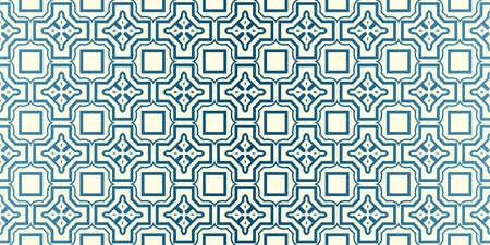 Illustration pour Seamless Geomteric Patterns. Vector Illustration. Hand Drawn Wrap Wallpaper, Cover Fabric, Cloth Textile Design. Blue oat milk color. - image libre de droit