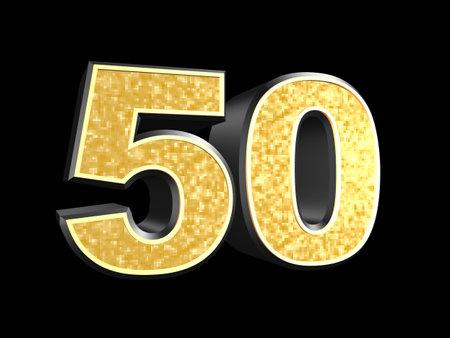 golden number 50