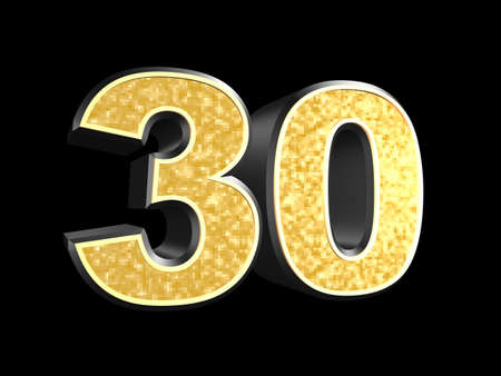 golden number 30