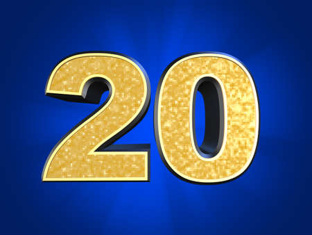 golden number - 20