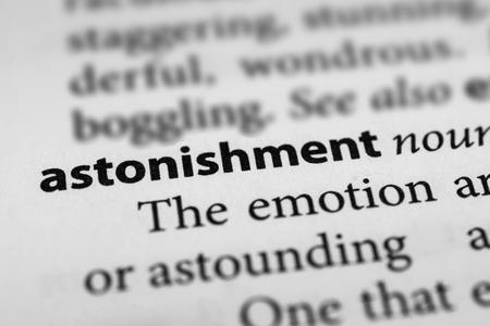 Astonishment