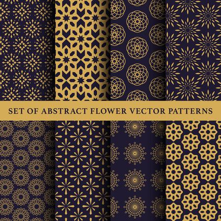 Foto de Set of abstract symbol vector pattern - Imagen libre de derechos