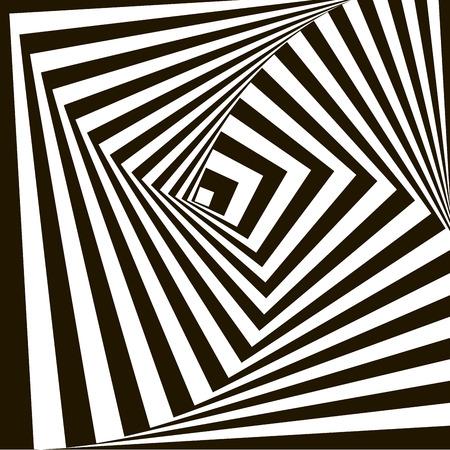 Illustration pour Geometric Vector Pattern - image libre de droit