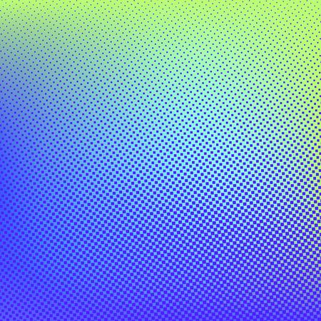 Illustration for Green blue vector halftone background. Creative  illustration - Royalty Free Image