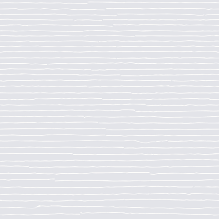 Illustration for White seamless pattern. Hand drawn light beige abstract striped background with white grunge lines - Royalty Free Image