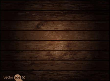 Illustration pour Wood texture. Vector - image libre de droit