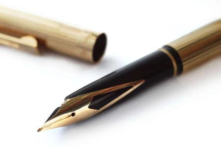Foto de Fountain pen - Imagen libre de derechos