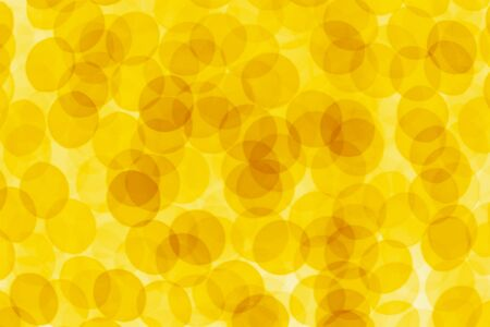 Photo for Yellow and gold Blurred lights background. Defocused glitter background - Royalty Free Image