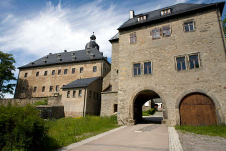 Castle Frauenstein, Saxony, Germany
