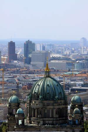 Overlooking Berlin, Germany