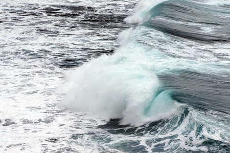 Atlantic waves, Tenerife, Canary Islands, Spain