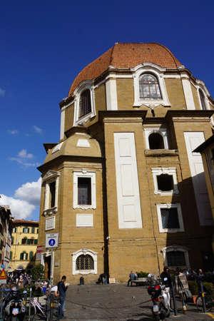 Medici-Kapelle, Florenz, Toskana, Italien