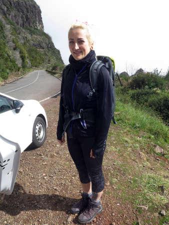 Hike to the Lavada da Serra, Madeira, Portugal