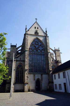 Altenberg cathedral, Odenthal-Altenberg, Nordrhein-Westfalen, Germany