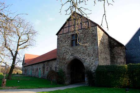 farm Nesselrath, Leichlingen, North Rhine-Westphalia, Germany