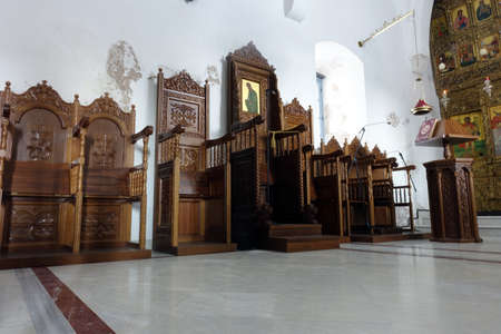 Apostle Andreas monastery, Dipkarpaz / Rizokarpaso, Turkish Republic of Northern Cyprus