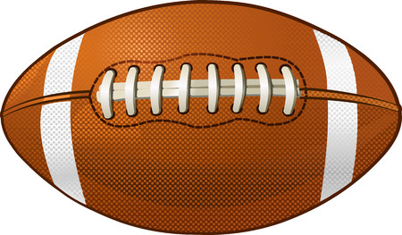 American Football - Illustration