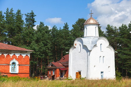 Church of the Nativity of the Theotokos on Peryn in the environs of Veliky Novgorod is one of the city's oldest churches, dating from the 1220s
