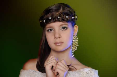portrait of a young Princess