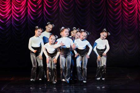 School-theatre of Modern dance