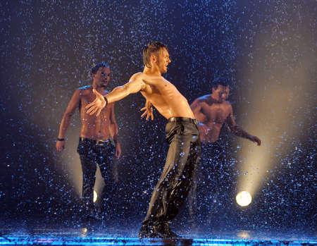 St  Petersburg theater dance TEMPTATION, Russia