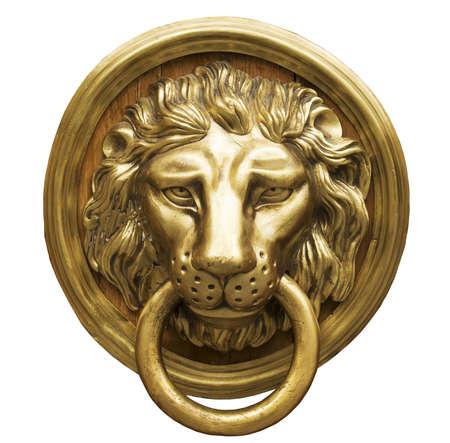Lion Head Door Knocker, Ancient Knocker