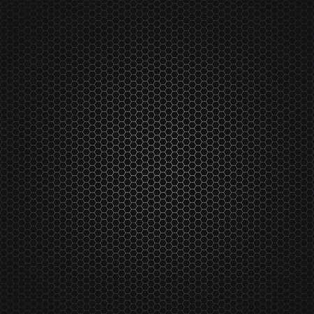 Dark abstract vector background with a metal grid (EPS 8)