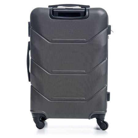 Foto de Black travel suitcase - Imagen libre de derechos
