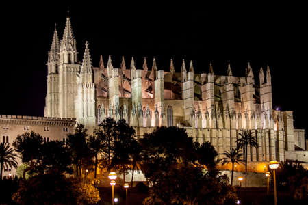 Cathedral of Palma de Mal l