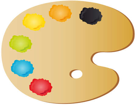 painter's palette