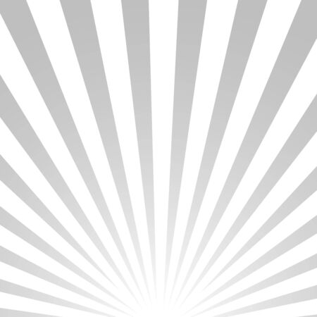 Illustration for Abstract vector background, white and grey striped texture - Royalty Free Image