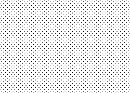 Photo for Dotted simple seamless vector pattern. You can use these background for cloth design or for your other design and ideas. - Royalty Free Image