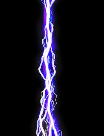 High energy spark