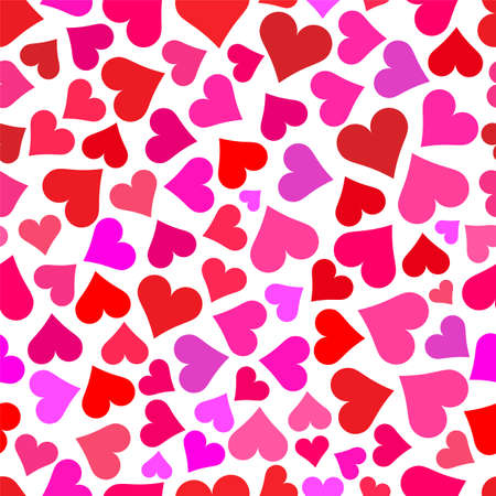 Love hearts tileable wallpaper that repeats left, right, up and down