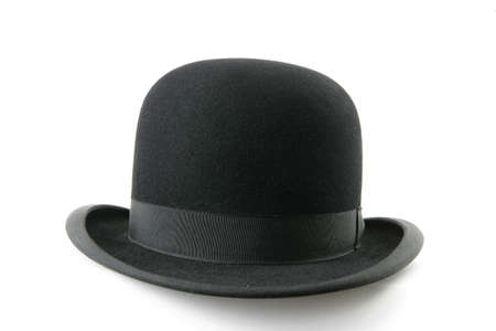 Foto de black bowler hat  - Imagen libre de derechos